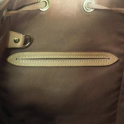 monogram back pack